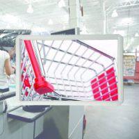 binnenspiegel acryl 300x400 mm met profiel
