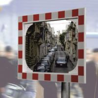 traffic mirror glass