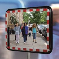 traffic mirror stainless steel