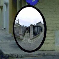 vandalism resistance mirror